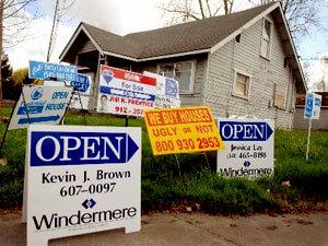 Wanna buy a house?
