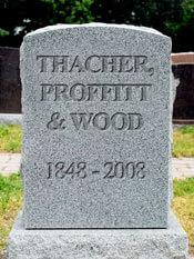 Thacher Proffitt & Wood - 1848-2008