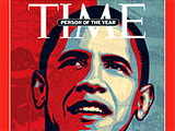Barack Obama in Time Magazine