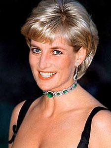 Diana Spencer Mountbatten-Windsor, Princess of Wales