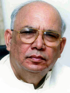 HR Bhardwaj, India's justice minister