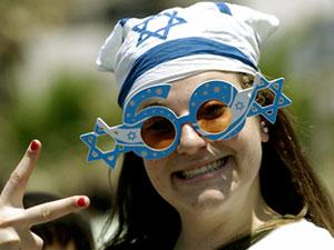 Israeli girl.