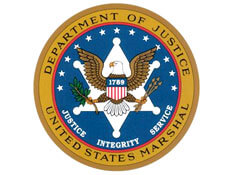 US Marshals seal
