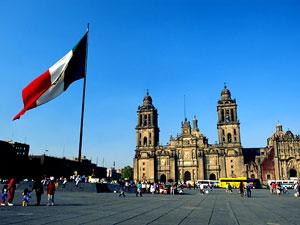 Mexico City, capital of The Sabbat.