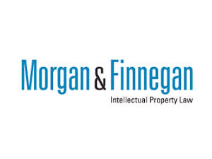 Morgan & Finnegan. Ha! We're using your logo without permission!