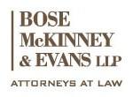 Bose McKinney & Evans Lays Off 25