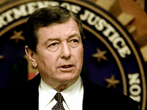 John Ashcroft, King of the Right Wing Nutjobs