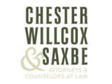 Chester Wilcox & Saxbe