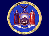New York State Unified Courts Seal