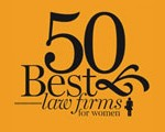 50 Best Law Firms for Women Announced