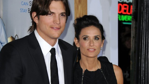 Demi Moore Hospitalized for 'Exhaustion'