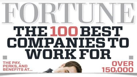 Four Law Firms Named to Fortune 'Best Places to Work List'