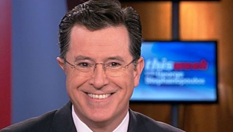 Stephen Colbert Super PAC Releases Attack Ad