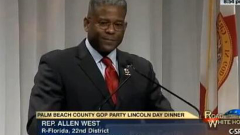Allen West to Obama: Get the Hell Out of the USA