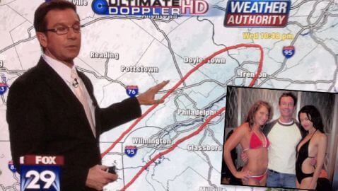 Fox 29 Philadelphia Fires Weatherman over Real-Life 'Hangover' Story