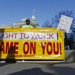 Right to Work Bill Approved by Indiana State Senate