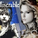 Taylor Swift As Eponine And Amanda Seyfried As Cosette In 'Les Miserables' Movie