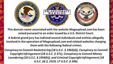 FBI Shuts Down Megaupload, Arrests Top Execs