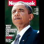 President Obama on Cover of Newsweek