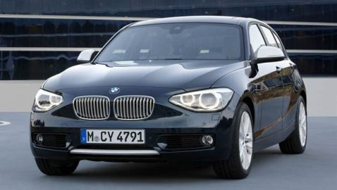 BMW 1 Series Gran Turismo to Debut at Paris Motor Show