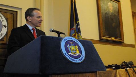 NY AG Sues BofA, Wells Fargo, JPMorgan Chase over Mortgage Fraud