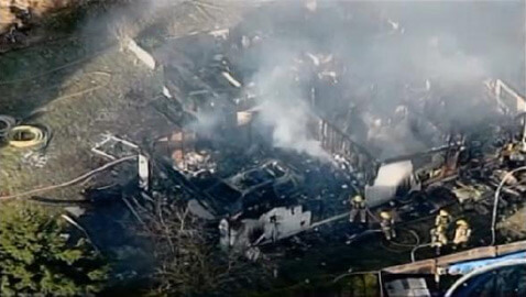 Missing Woman's Husband Kills Himself and Two Sons in House Explosion