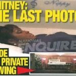 Enquirer Publishes Photos of Whitney in Coffin