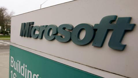 First Quarterly Loss for Microsoft Reported