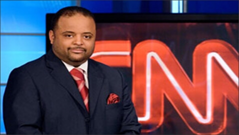 CNN Host Roland Martin Suspended Over Anti-Gay Tweets
