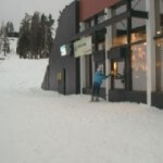 Ski-thru Starbucks Monopolizes the Market