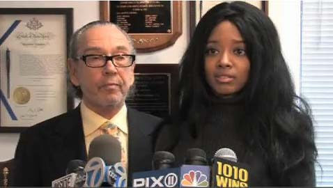 Don't Play Games with Playboy Playmates: Stephanie Adams Wins $1.2 Million Judgment against NYPD for Use of Excessive Force