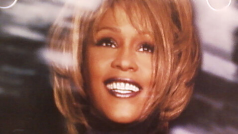 Whitney Houston Estate Left to Daughter