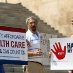 Health Care Law Debated in Supreme Court