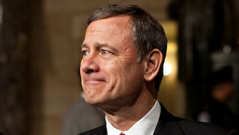Signature Case Awaits Supreme Court Chief Justice Roberts
