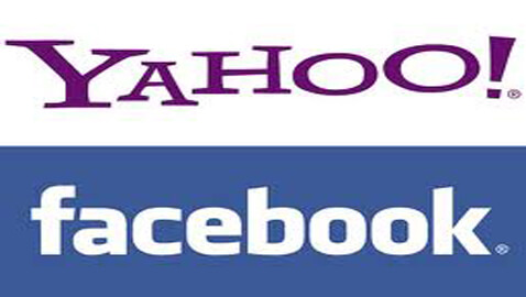 Yahoo Sues Facebook over Patent Rights