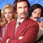 Ron Burgundy Announces Sequel to 'Anchorman' on 'Conan'