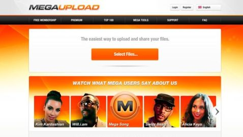 U.S. Files Extradition Papers in New Zealand for Four Megaupload Administrators