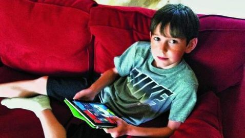 Third-Grader Catches Thief Using iPad App