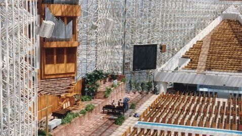 Schuller Family Leaves Crystal Cathedral