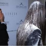 Kardashian Gets Flour Bombed