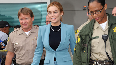 Lindsay Lohan Headed Towards Financial Ruin: Management Team