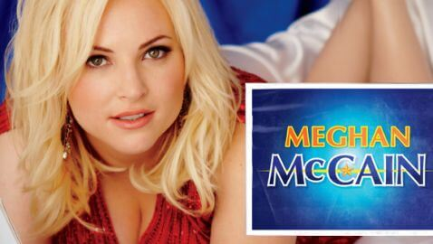 Meghan McCain Discusses GOP Race in Playboy Interview