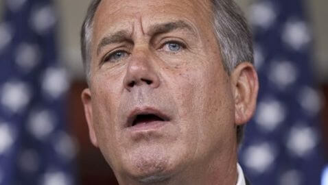 Speaker John Boehner Said 'Americans Do Not Vote for a Loser'
