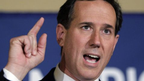 Rick Santorum Says Puerto Ricans Should Speak English to Become State