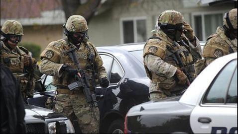 California Deputy Killed; Standoff Ensues