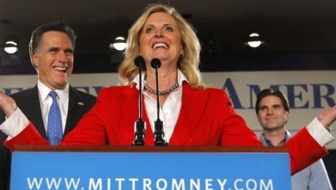 Ann Romney Defends Stay-at-Home Mothering