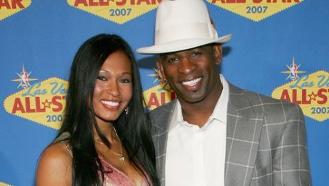 Pilar Sanders Arrested for Attacking Deion at Home