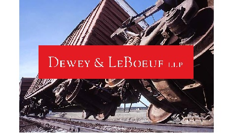 More Partners Leave Dewey & LeBoeuf