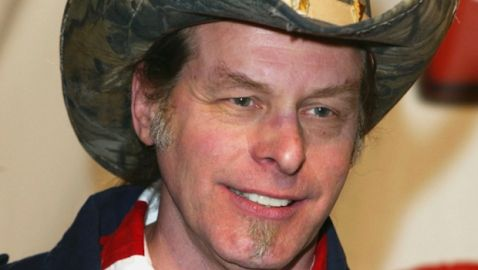 Ted Nugent Claims He Killed Over 400 Pigs