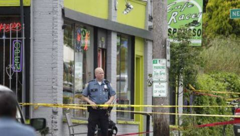 Six Dead after Shooting at Seattle Cafe